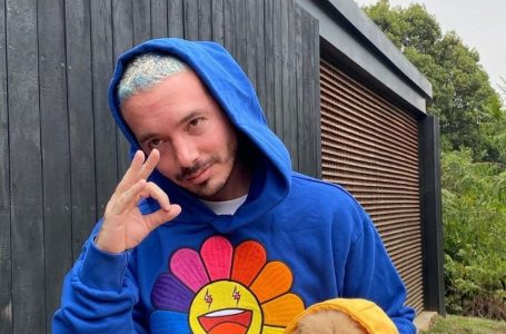 J Balvin nomidado a cuatro MTV Vídeo Music Awards