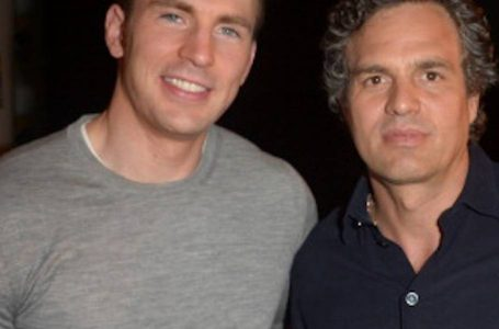 Mark Ruffalo y Chris Evans – Getty Images