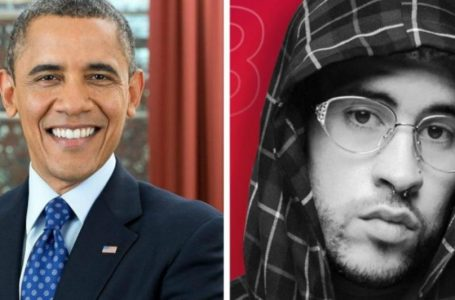 Barack Obama incluye una canción de Bad Bunny en su lista musical de 2020